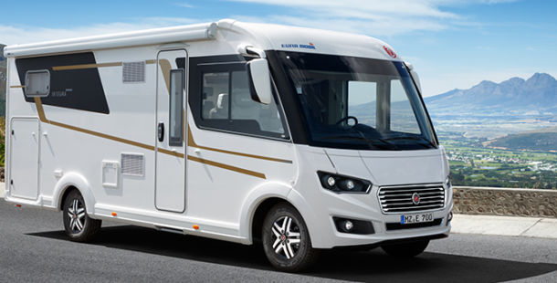 The new Integra 700 EB: the drive-active comfort tourer amongst the top-class integrated models