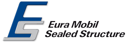 Eura Mobil Sealed Structure