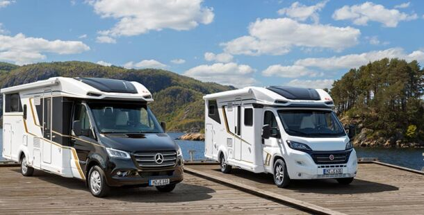 The new Contura on Mercedes Sprinter: welcome to the starry side of life!
