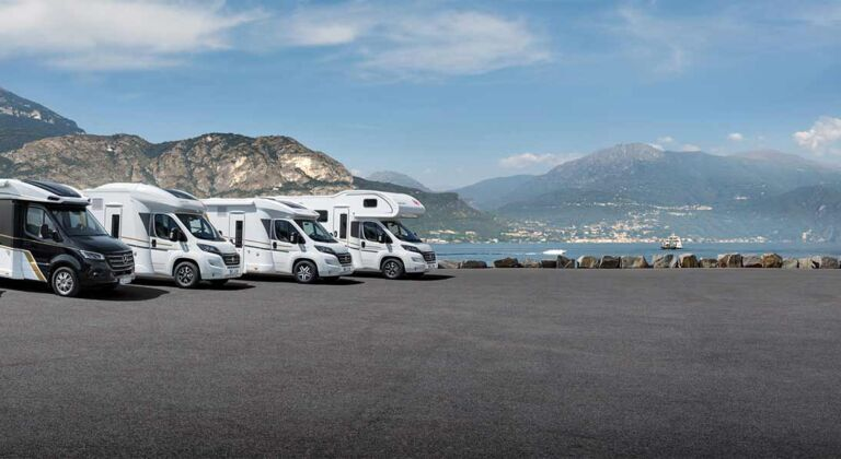 Our motorhomes